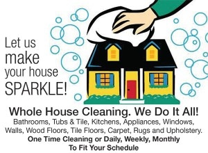 House/Home Cleaning